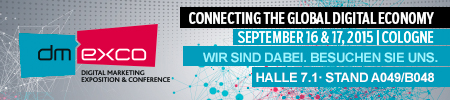dmexco banner